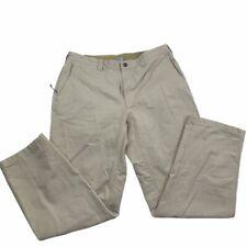 "New Mens Columbia /""Roll Caster/"" Cotton Poplin Cargo Fishing Pants"