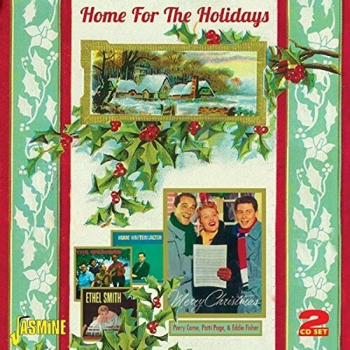 Various Artists - Home for the Holidays: Merry Christmas / Various [New CD] UK -