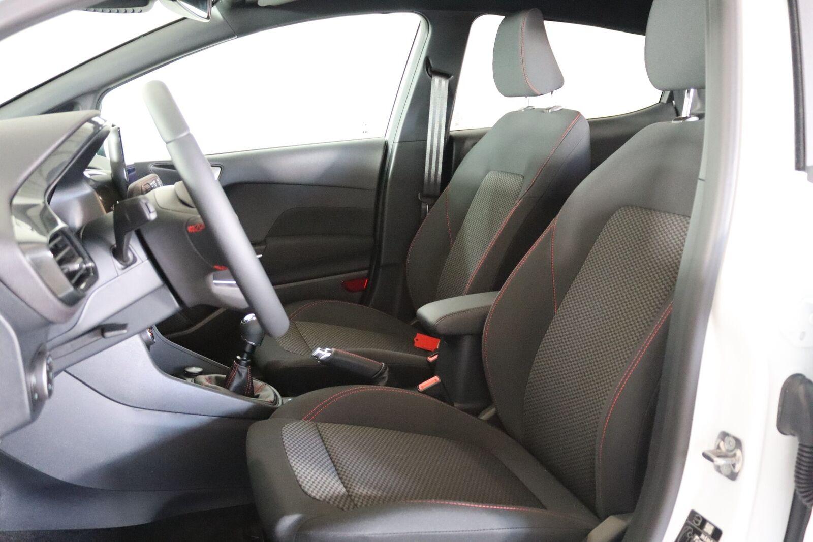 Ford Fiesta 1,0 EcoBoost mHEV ST-Line X - billede 4