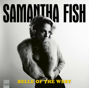 Samantha-Fish-Belle-Of-The-West-710347204817-Vinyl-Used-Like-New