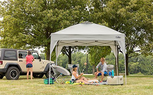 Pop Up Gazebo Rain Shelter Tailgating Field Side Sports Camping Picnic Outdoor