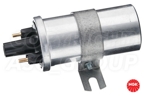 New NGK Ignition Coil For VAUXHALL OPEL Chevette 1.3 All 1980-84