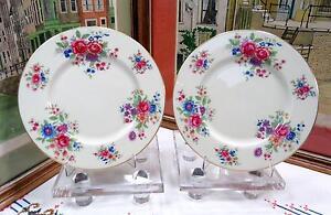 2 Piece Lenox Aurora L347 Multicolore Floral 21cm Salade Assiettes ubSzH0IF-09121411-687395674