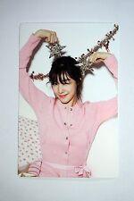 SNSD Girls' Generation TTS Dear Santa Tiffany A Official Photo Sticker Card KPop