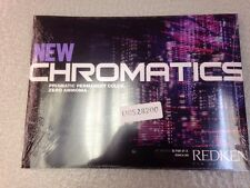 Redken Chromatics New Ruby Collection Hair Color Shade Chart Package Sealed