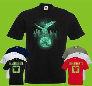Night Owl Mens Printed T Shirt Animal Disco Ball City Ebay