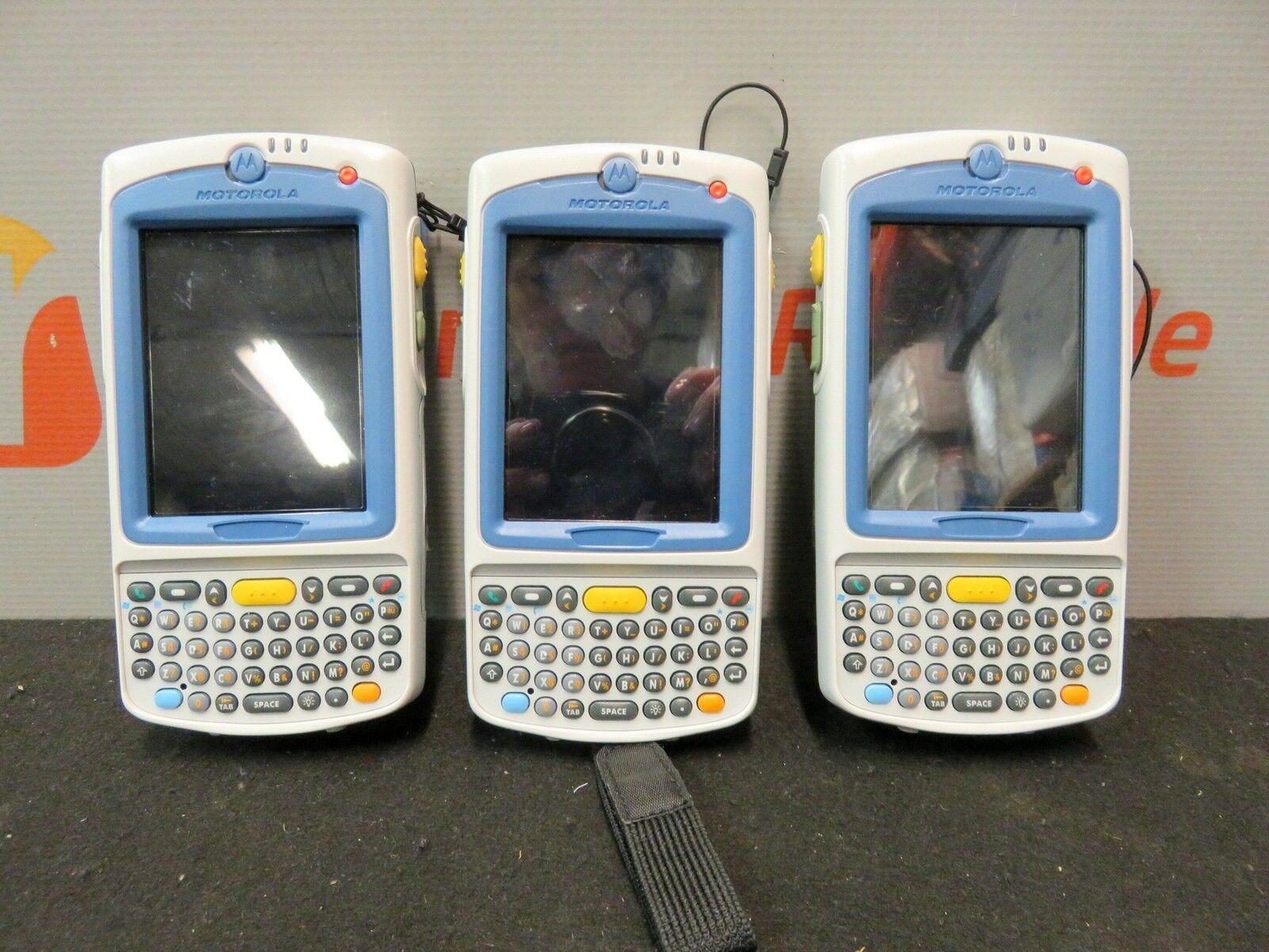 Motorola Symbol MC75A0 Handheld Barcode Scanner Computer
