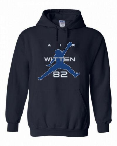 "Jason Witten Dallas Cowboys /""Air Witten/"" SWEATSHIRT HOODIE"