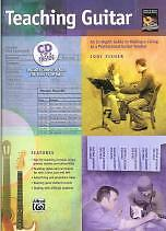 Contemporary Obliging Teaching Guitar Fisher Book & Cd Strengthening Waist And Sinews