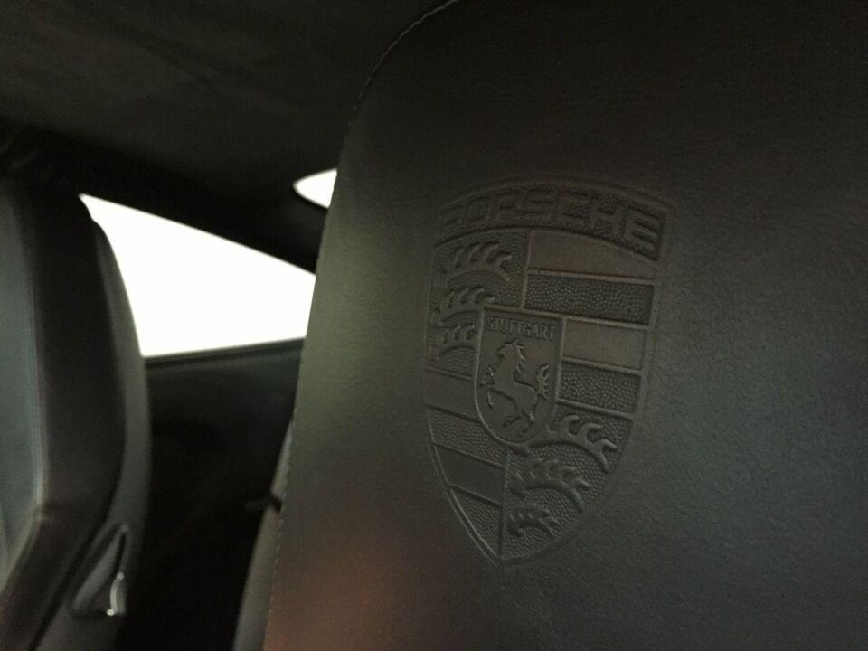 Porsche 911 Carrera S 3,8 Coupé Benzin modelår 2005 km