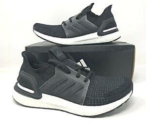 Adidas-UltraBoost-19-Womens-Running-Black-White-All-Sizes-G54014-MSRP-180