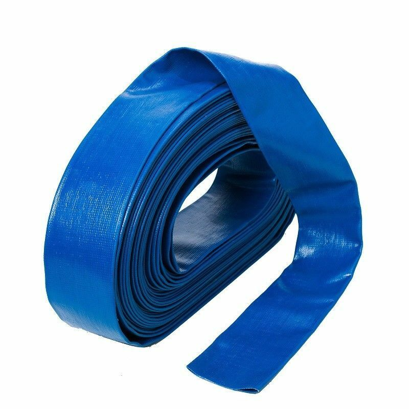 50m 1 1 2 2 2    PVC Flachschlauch Wasserschlauch Flexibler Schlauch Pumpenschlauch   Schnelle Lieferung    Spielzeugwelt, glücklich und grenzenlos    Hat einen langen Ruf  7afe29