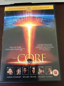 The-Core-DVD-Buy-3-get-one-FREE-FREE-P-amp-P