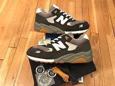 New Balance MT580BC US11 Burn Rubber Blue Collar Mita Hectic White Stüssy West