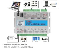 Mk3 V Cnc Mach3 Usb 3 Axis Motion Control Card Breakout Board