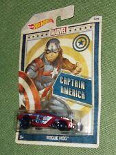 America Ultron Iron Man  U PICK 2019 Hot Wheels Marvel Thor Red Skull Loki Capt