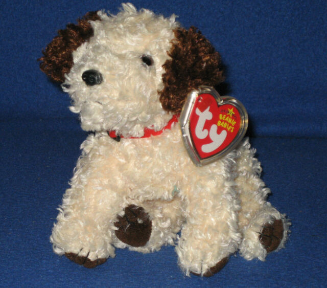 d9bf47cf9aa Ty Beanie Babies SNEAKERS The Terrier Dog 6 Beanbag 40461 for sale ...