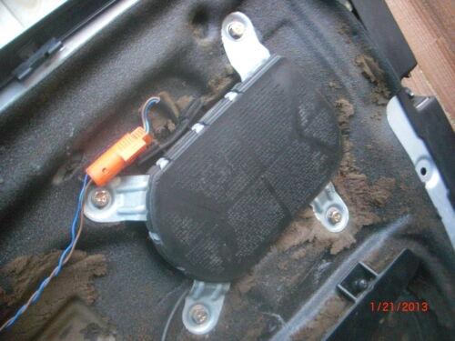 BMW E38 E39 SIDE DOOR BAG 740iL 750iL 740i 540i 528i 750 528 RH 1997-1998