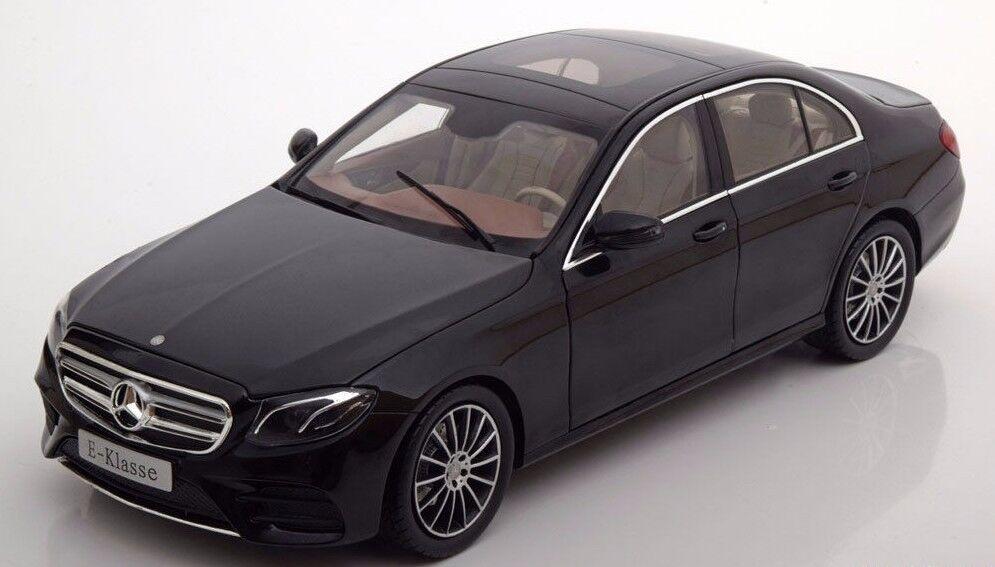 I-scale Mercedes-Benz E-Klasse (W213) AMG Schwarz Händler 1 18 Neu Artikel
