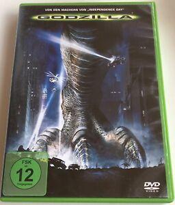 Godzilla-DVD
