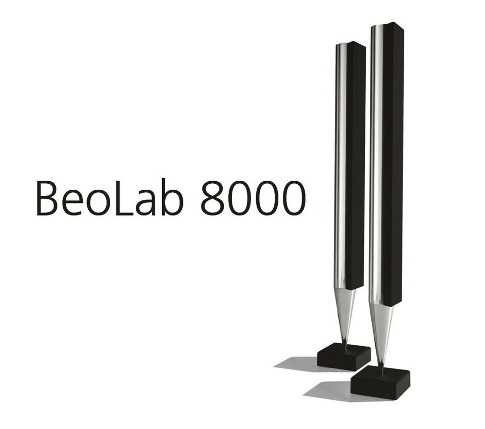 FLOTTE BEOLAB 8000 MED 6 MDR 100% GARANTI KR. 4...