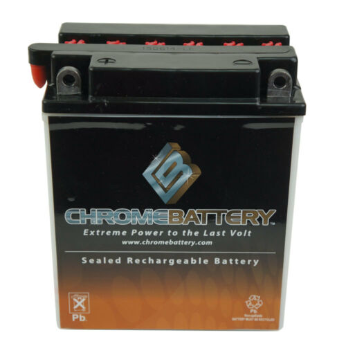YB12A-A Rechargeable High Performance Battery for Kawasaki KLT250-A KLT200-B,C