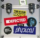 Defected Gets Physical von Various Artists,Luke & DJ T.(Mixed By) Solomon (2015)