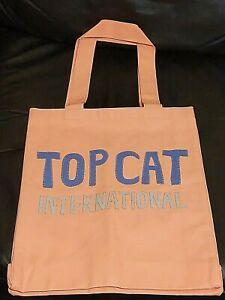 Tracey Emin CBE RA - TOP CAT INTERNATIONAL (2009) - Tote Bag - RARE