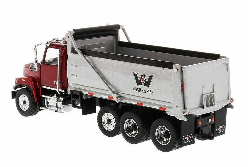DM 1 50 Western Star American camion transporteur mine voiture bétonnière modèle Jouets
