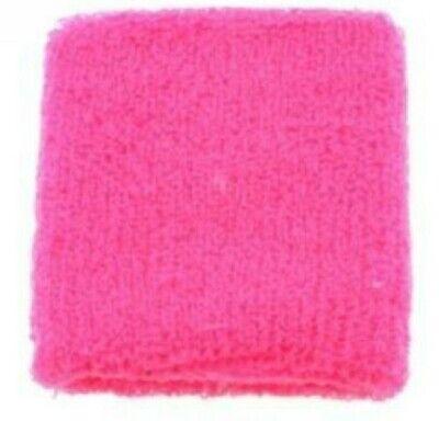 Unisex Novità Costume Neon Rosa In Spugna Braccialetto Fascia Elastica Nuovo Di Zecca-mostra Il Titolo Originale