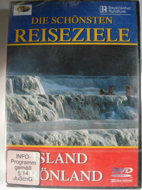 Island & Grönland - Leben zwischen Feuer und Eis - Der Norden von Europa