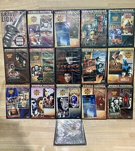 Martial-Arts-and-Kung-Fu-DVD-Movie-LOT-30-Movies-16-DVDs-Brand-New-Sealed