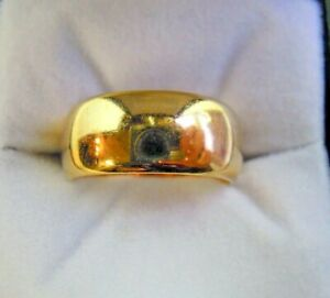 Rare-Antique-Samuel-Hope-18-Carat-Wedding-Ring-Size-N-N1-2