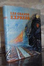 LES GRANDS EXPRESS Bryan Morgan 1973