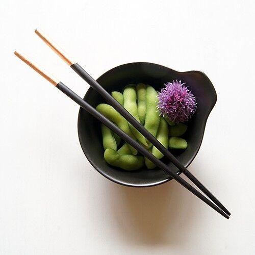 HANK by Henry: Hera Chopsticks in Ebony