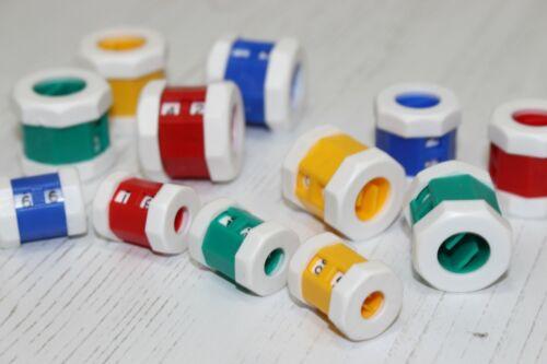 Contador de filas de tejer registra Whitecroft Essentials manual o digital Tally