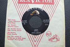 """7"""" Boots Brown & His Blockbusters - Juicy - USA RCA Instrumental"""