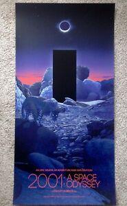 MOVIE POSTER 2001: A SPACE ODYSSEY KUBRICK 19155 24x36 SHRINK WRAPPED