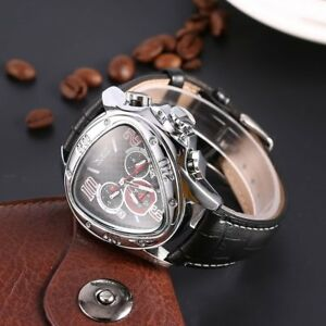 Jaragar-Men-Automatic-Mechanical-Wrist-Watch-Triangular-Dial-Business-Watches-YK