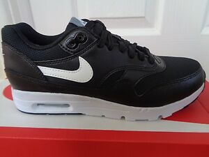 uk availability 541df 45fd9 Image is loading Nike-Air-max-1-ultra-essentials-wmns-trainers-