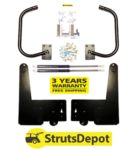 Murphy-Wall-Bed-Mechanism-Hardware-Kit-amp-LEGS-King-Size-Horizontal