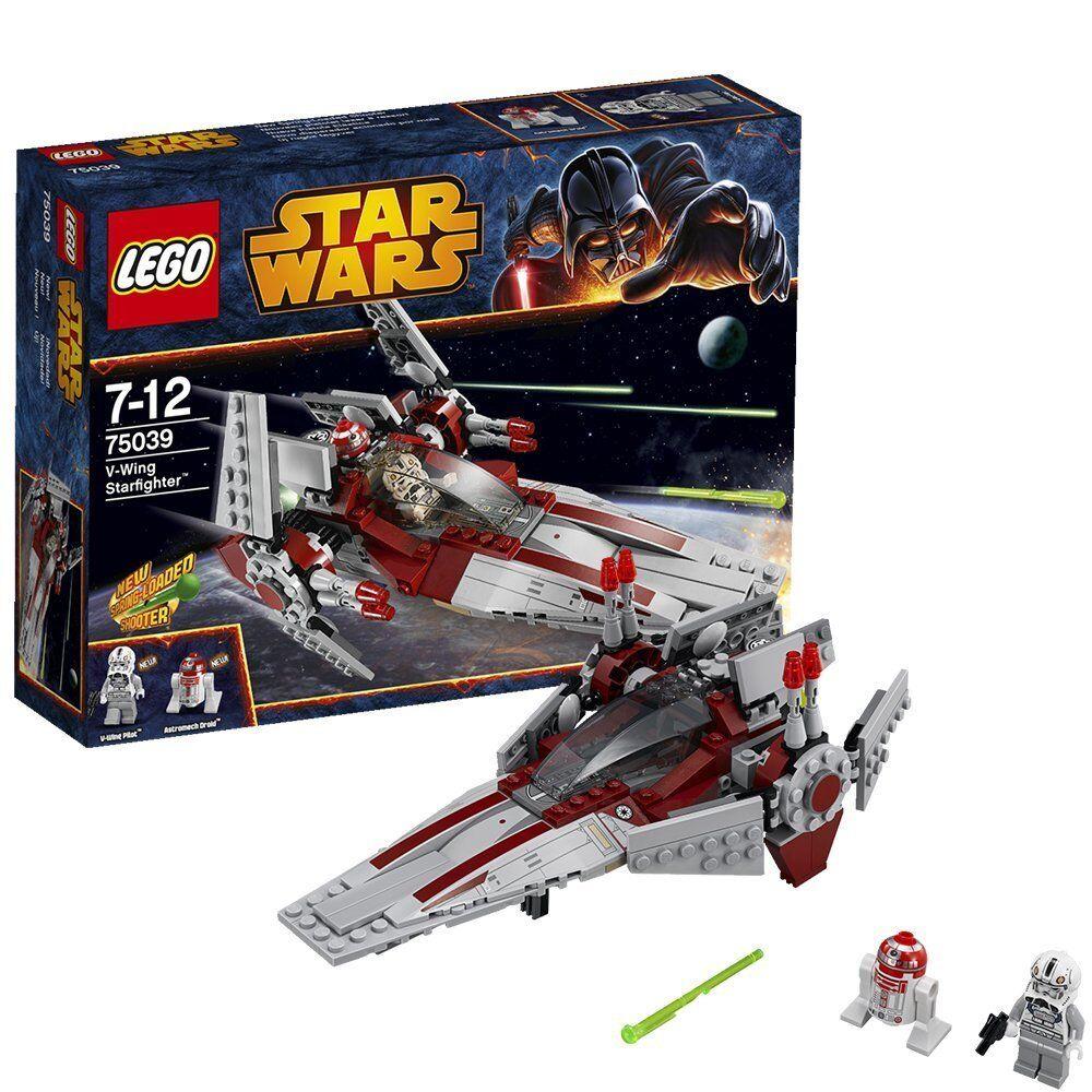 LEGO estrella guerras  75039 V-Wing stellari astronave  vendita online risparmia il 70%