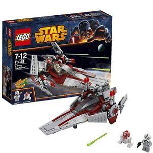 LEGO-Star-Wars-75039-V-Wing-Starfighter-Raumschiff