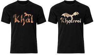 Image Is Loading Khal Amp Khaleesi Valentine Fantasy Couples Horse Dragon