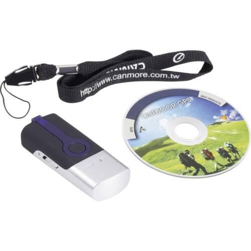 Renkforce GT-730FL-S GPS Logger Schwarz