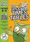 Let's Do Times Tables 8-9 by Andrew Brodie (Paperback, 2015)
