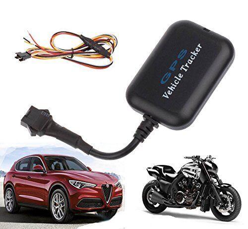 LOCALISATEUR SATELLITAIRE GPS GSM GPRS ANTIVOL TRAQUEUR BATEAU VOITURE MOTO H08