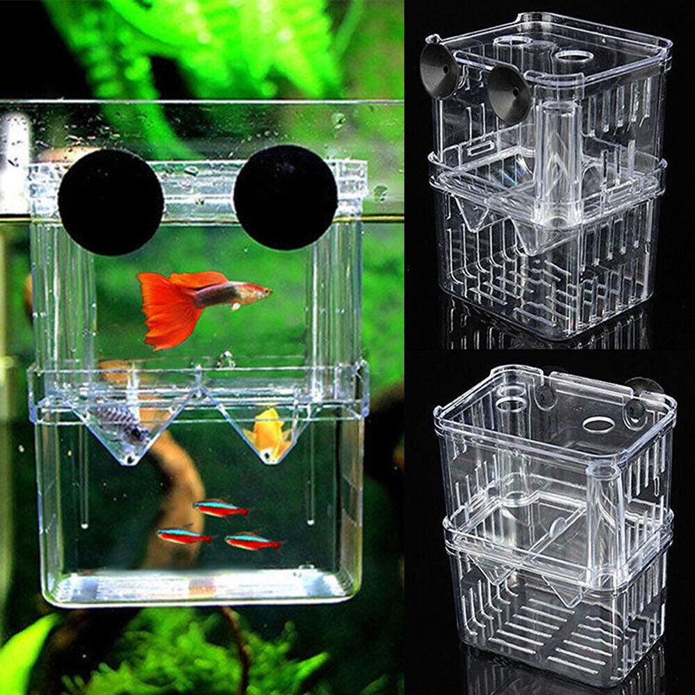 Top Fin 3 Way Aquarium Fish Tank Breeder For Sale Online Ebay