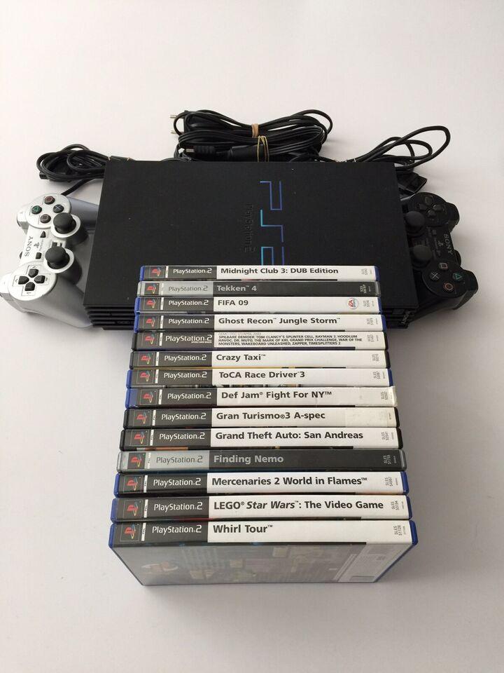 Playstation 2, PS2, Perfekt