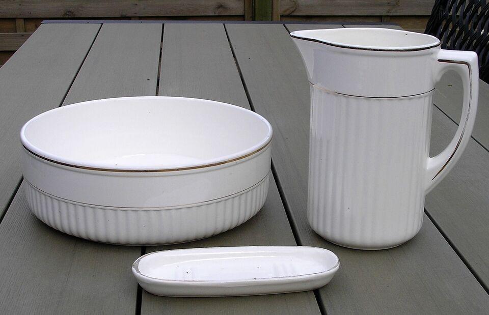 Porcelæn, Servante sæt
